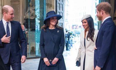 Kate Middleton und Meghan Markle: Doch kein Frieden?