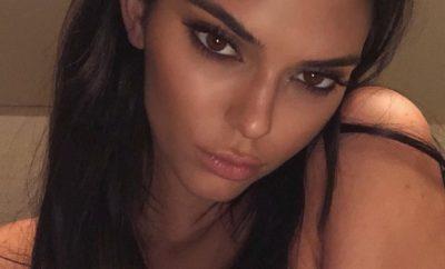 Kendall Jenner: Sexy Oben Ohne-Bild zeigt süßes Detail!