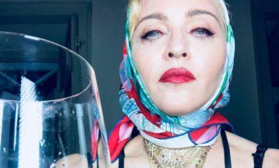 Madonna disst Beyoncé.