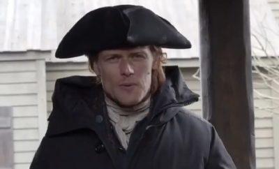 Outlander: Sam Heughan genervt von Caitriona Balfe?