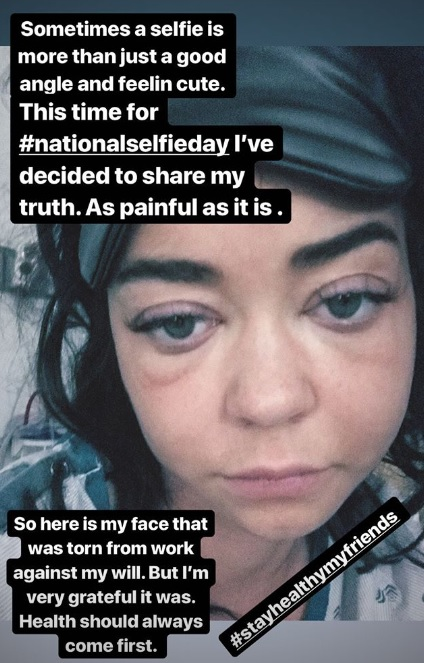 So sieht die Wahrheit aus: Instagram.