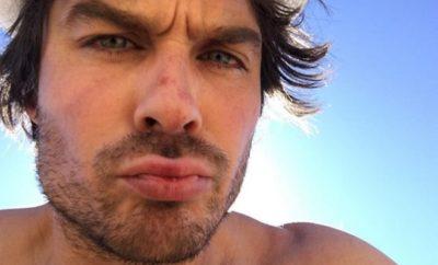 Vampire Diaries-Star Ian Somerhalder: Kritik für Urlaubsbilder!