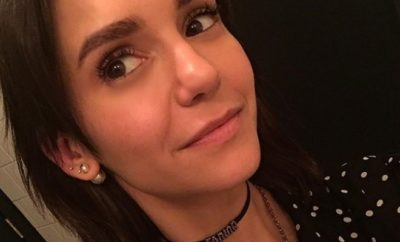 Vampire Diaries-Star Nina Dobrev: Liebeserklärung an Glen Powell.