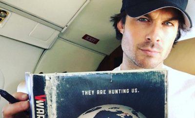 Vampire Diaries-Star Ian Somerhalder schockiert mit krasser Veränderung!