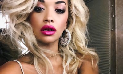 Rita Ora halbnackt auf Instagram!