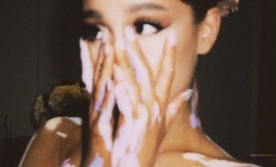 Ariana Grande veröffentlicht Nackt-Cover!