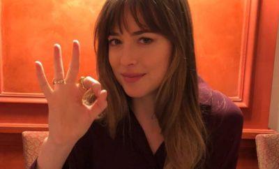 Fifty Shades of Grey: Zeigt Dakota Johnson Reue?