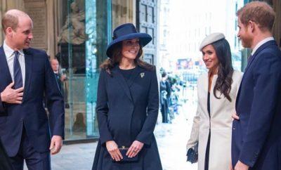 Kate Middleton und Meghan Markle räumen mit üblen Gerüchten auf!