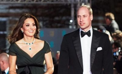 Kate Middleton und Prinz William brechen royale Tradition!