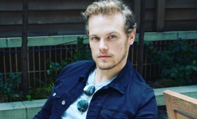 Sam Heughan erntet Hate-Welle nach Donald Trump-Diss!