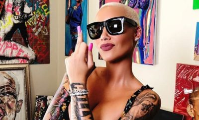 Amber Rose: Instagram-Tirade wegen Schlampen-Statement!