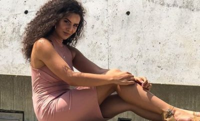GNTM: Sarah spaltet Fangemeinde mit sexy Oben Ohne-Bild!