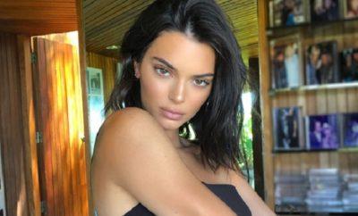 Kendall Jenner: Sexy Oben Ohne-Video enthüllt Nippelblitzer!