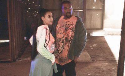 Kim Kardashian - Ehemann Kanye West sorgt mit Outfit-Fail für Spott im Netz