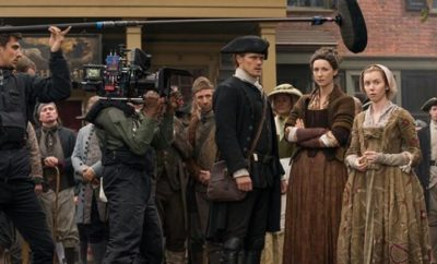 Outlander-Star Sam Heughan: Fans sind stinksauer!