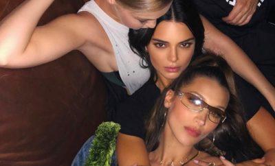 Naomi Campbell ist sauer auf Kendall Jenner