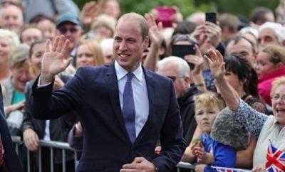Prinz William lässt Kate Middleton mit den Kindern allein.