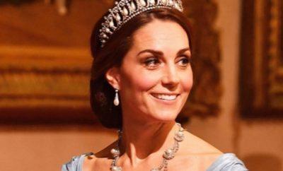 Kate Middleton: Trägt sie Marchesa trotz Weinstein-Skandal?