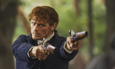 Outlander-Star Sam Heughan postet Schock-Foto auf Instagram!