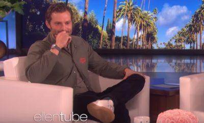 Schämt sich Jamie Dornan für Fifty Shades of Grey?