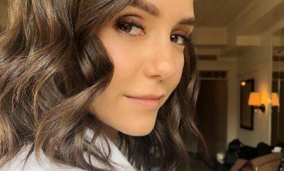 Vampire Diaries-Star Nina Dobrev oben ohne auf Instagram!