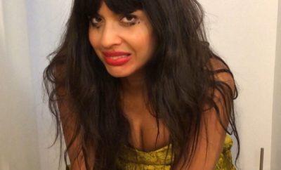 Jameela Jamil provoziert Cardi B mit ekligem Schock-Video