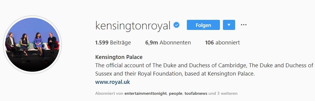 Das neue Profil-Bild sollte vorerst nicht mehr für Ärger sorgen: Instagram.