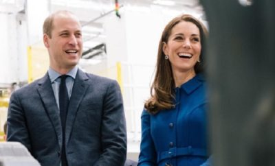 Kate Middleton stiehlt Prinz William die Show!