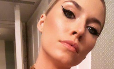 Lena Gercke: Domina-Look missfällt Fans