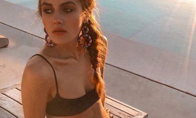 GNTM: Elena Carriere erntet Spott für Nackt-Foto