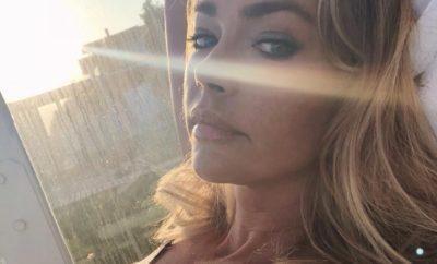 Charlie Sheen-Ex Denise Richards postet Nackt-Throwback