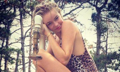 GNTM: Zoe Salome Saip überrascht mit Nackt-Foto
