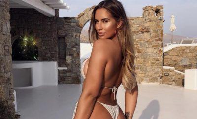 Elena Miras  nackt