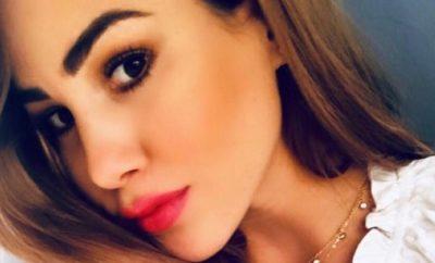 Angelina Heger ohne Make Up auf Instagram