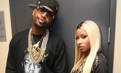 Nicki Minaj-Ex Safaree Samuels landet Sexspielzeug-Deal nach Nackt-Leak