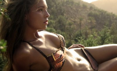 Playboy-Model Marisa Papen: Nervenkitzel reizt sie an Nackt-Skandal