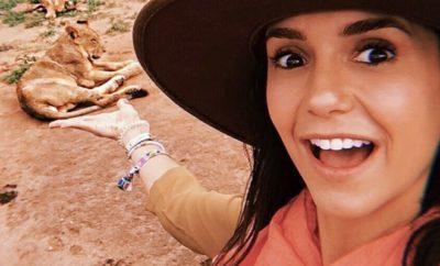Vampire Diaries-Star Nina Dobrev nach Löwen-Attacke unter Schock