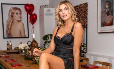 Ashley James disst Exfreunde mit Nackt-Foto