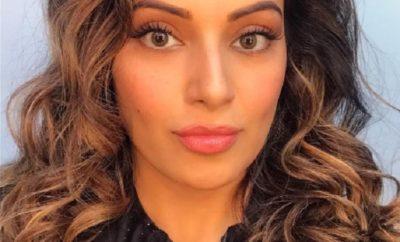 Bollywood-Star Bipasha Basu räkelt sich nackt im Bett