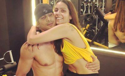 Bollywood-Star Prateik Babbar löscht Oben Ohne-Foto seiner Ehefrau