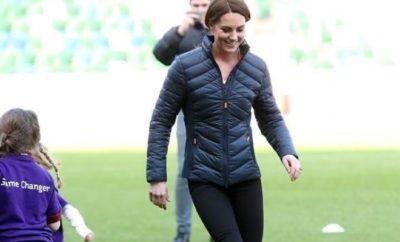 Kate Middleton: Schwager Prinz Harry schwärmte von ihren tollen Beinen