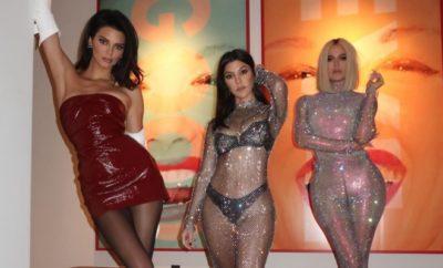 Kourtney Kardashian: Nackter Hintern stellt Khloe und Kendall in den Schatten!