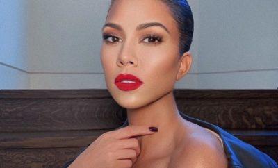Kourtney Kardashian stichelt mit sexy Oben Ohne-Foto gegen Jordyn Woods