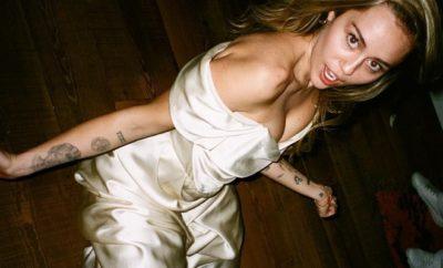 Miley Cyrus spottet mit sexy Oben Ohne-Bild über Shawn Mendes
