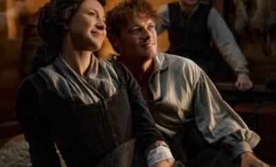 Outlander: Caitriona Balfe freut sich über Sex-Szenen mit Sam Heughan