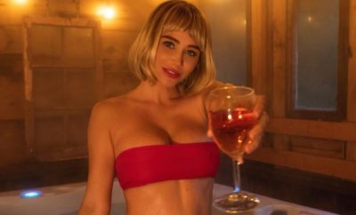 Playboy-Model Sara Underwood postet Nackt-Foto