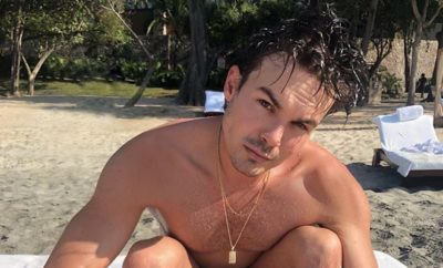 Pretty Little Liars-Star Tyler Blackburn nackt auf Costa Rica