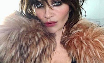 Helena Christensen überrascht mit Nackt-Foto