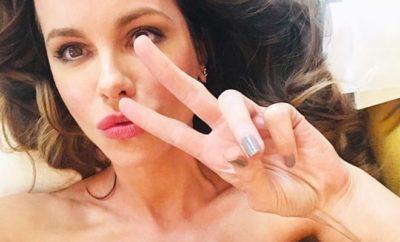 Kate Beckinsale: Spott für heiße Zungenspiele mit Pete Davidson