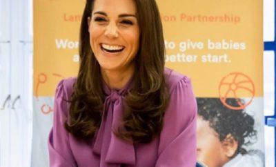 Kate Middleton: Outfit-Panne bei öffentlichem Auftritt?